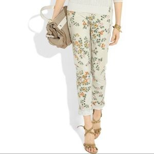 Citizen of Humanity Mandy Retro Highrise Roll Pant